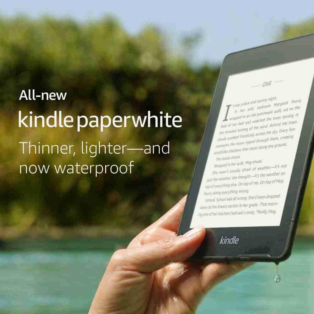 46f8b3b0c9ab02 Ecco il nuovo ebook reader Kindle - ciccarese.com